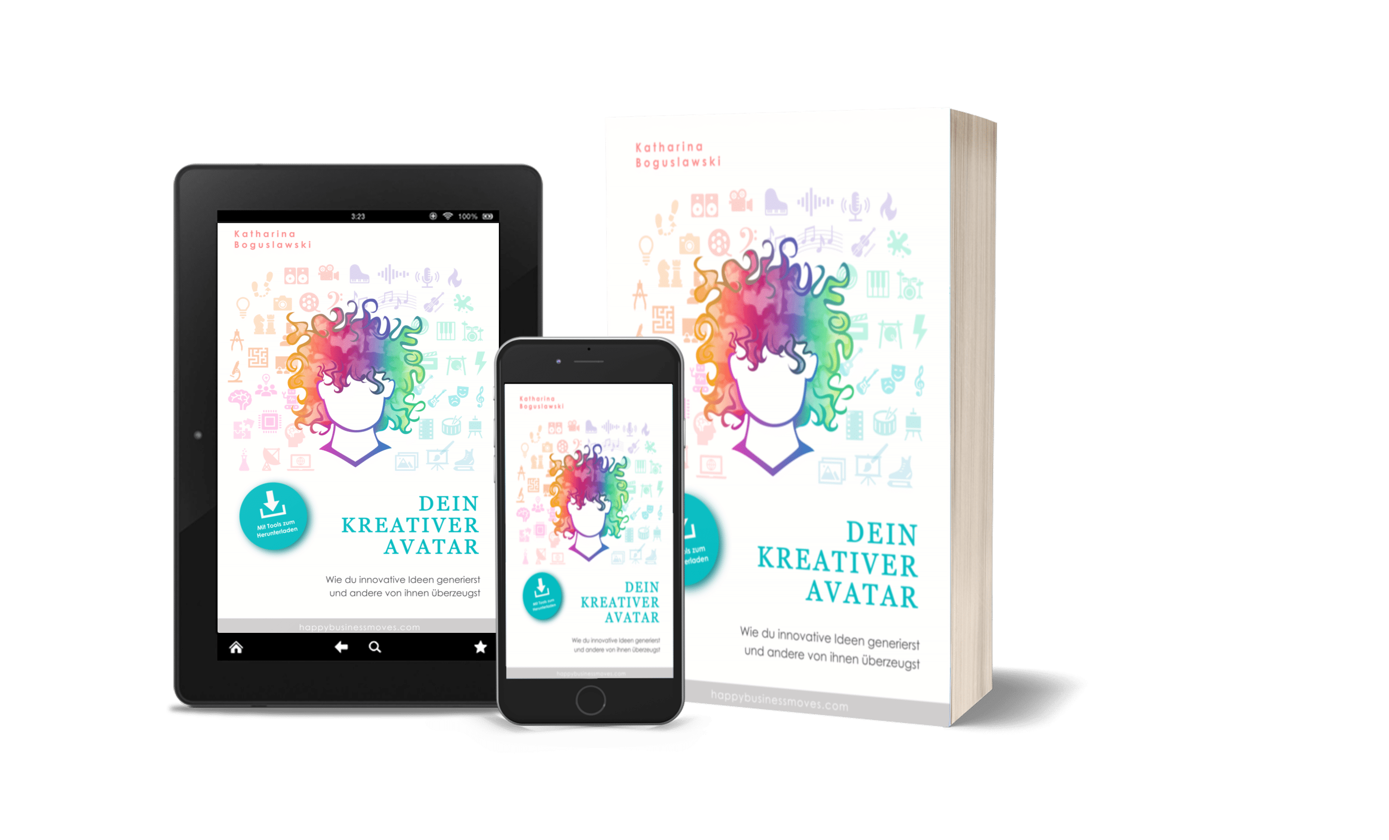 Buch-Dein-kreativer-Avatar-Katharina-Boguslawski